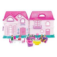 Будиночок для ляльок Bambi My Pleasent Home 16428