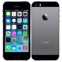 Apple Iphone 5s 16 gb Space Gray Новый / Neverlock + стекло и чехол