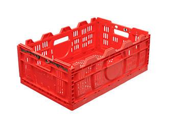 Складываемый пластиковый ящик 600х400х230
