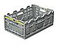 Пластиковый ящик F6423-3040, складной, фото 2
