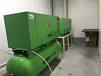 Сервисное обслуживание винтового компрессора Atmos Albert