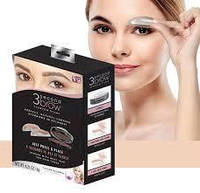 Штамп для бровей 3 Second Brow Eyebrow Stamp-Perfect Natural-Looking Eye Original пудра для бровей