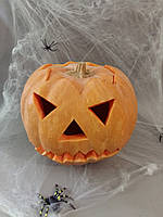 Тыква на Хэллоуин большая