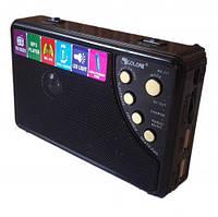 Радиоприемник Power bank Golon RX-111 на 2 USB, фото 1