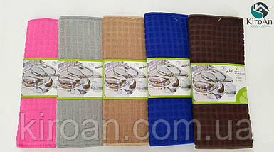 Коврик полотенце для сушки посуды 40х30см (Цвет уточняйте у менеджера), фото 2