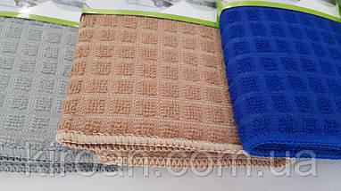 Коврик полотенце для сушки посуды 40х30см (Цвет уточняйте у менеджера), фото 3
