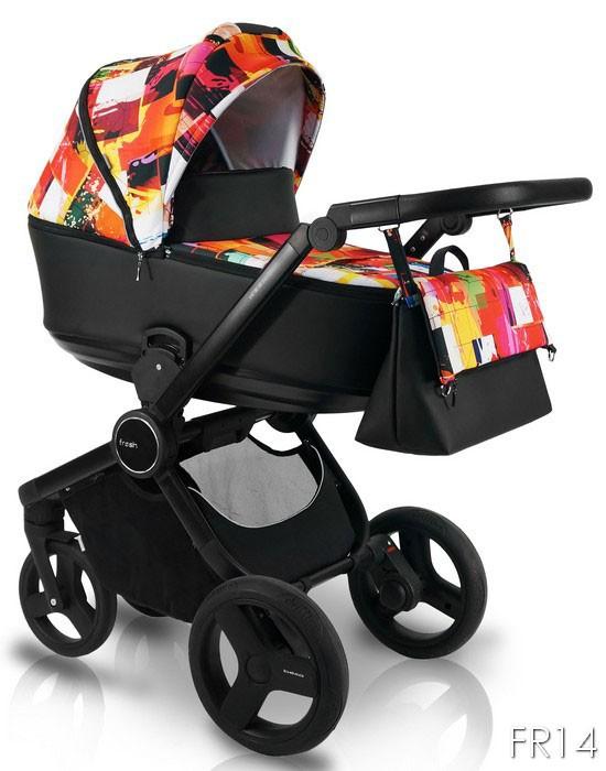 Дитяча коляска 2 в 1 Bexa Fresh Light