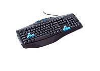 Клавиатура E-BLUE - Cobra profressional gaming EKM057BKR