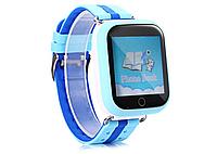 Детские умные GPS часы  Smart Baby Watch Q750 c сенсорным экраном, Wi-Fi и играми (розовые)