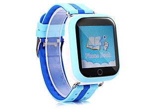 Дитячі розумні GPS годинник Smart Baby Watch Q750 c сенсорним екраном, Wi-Fi та іграми (рожеві)