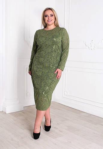 bc7c04c295a Элегантное платье футляр большого размера с красивой посадкой по фигуре.   продажа