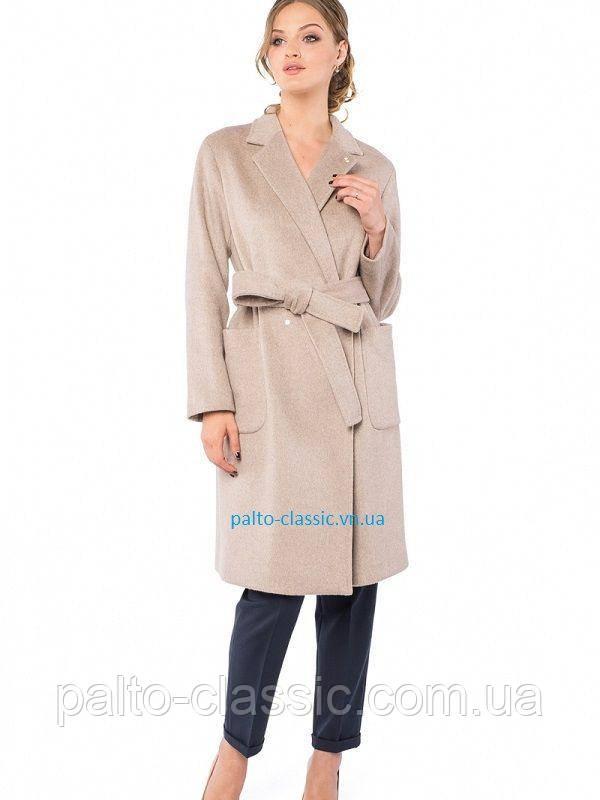 357e51d0d4a Модное пальто-халат Albanto p-303m-33 116 от украинского производителя -