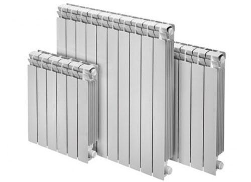 Алюминиевые  радиаторы  купить