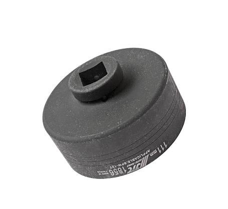 Головка ступичная 111 мм (овал) (BPW 12T) (1856 JTC), фото 2