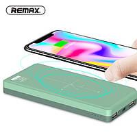 Внешний аккумулятор Remax Chicon PPP-33 10000 mAh с возможностью беспроводной зарядки телефона