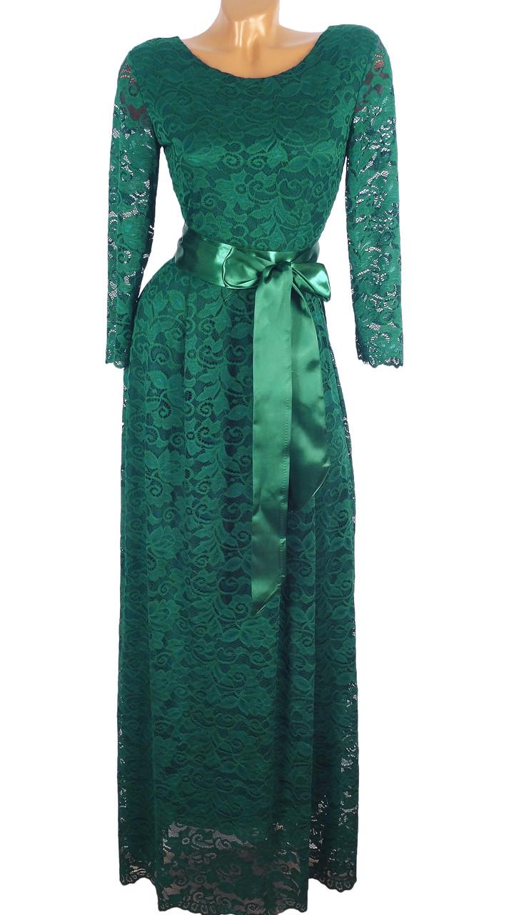 Шикарное вечернее женское платье (в расцветках)