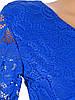 Шикарное вечернее женское платье (в расцветках), фото 9