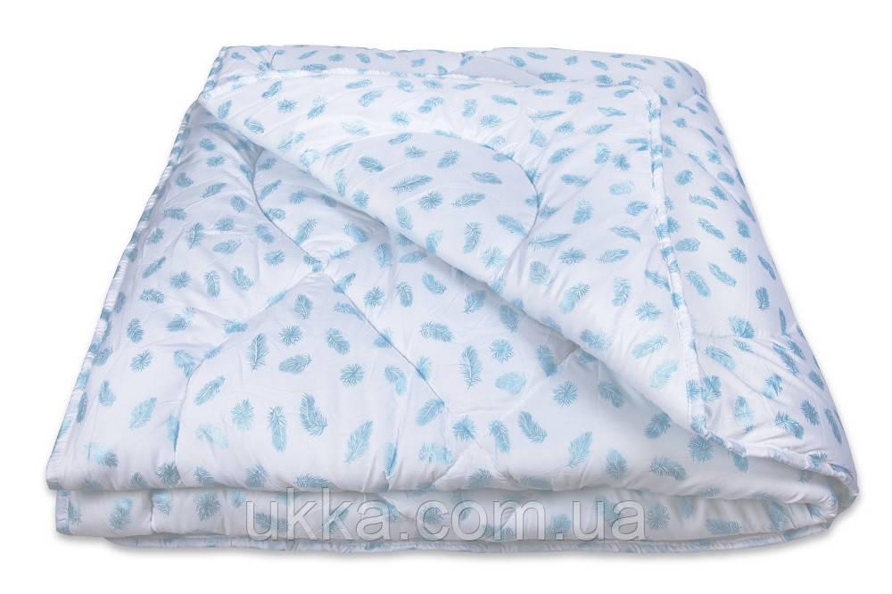 Полуторное одеяло с искусственным пухом Теп