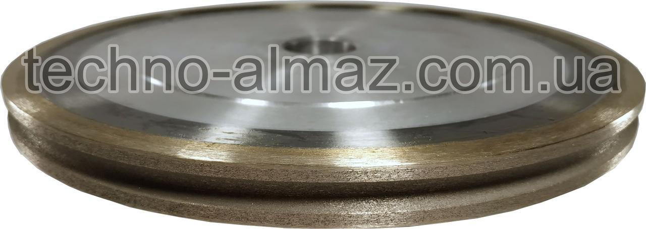 """Алмазные круги 1F6V 250 мм. 32 мм. (для обработки кромки стекла 8-10 мм. """"под карандаш"""")"""
