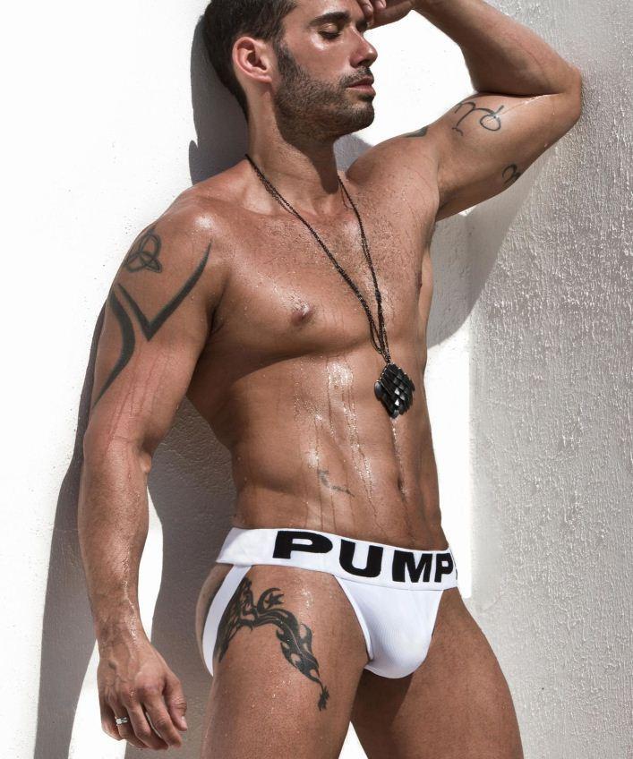 5d97622f0f4b Эротическое мужское белье Pump - №3501