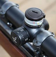 Как выполнить пристрелку прицела