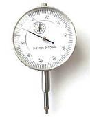 Индикатор часового типа ИЧ-10 (0-10 мм) (5311-10) без ушка