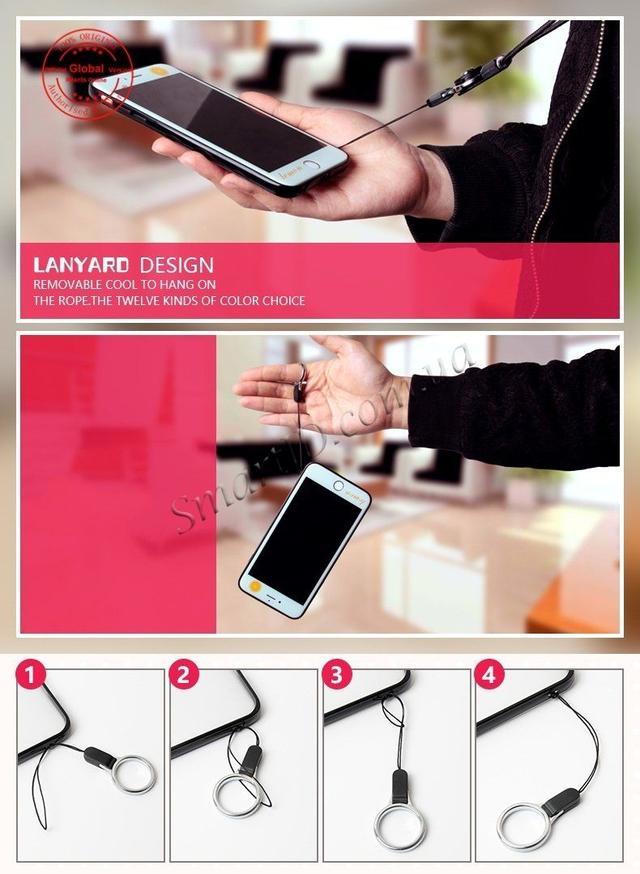 Шнурок для телефона смартфона