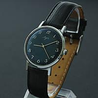 Луч 2209 тонкие наручные механические часы СССР , фото 1
