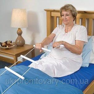 Лестница веревочная для подъёма в кровати, Sportmore Италия, фото 2