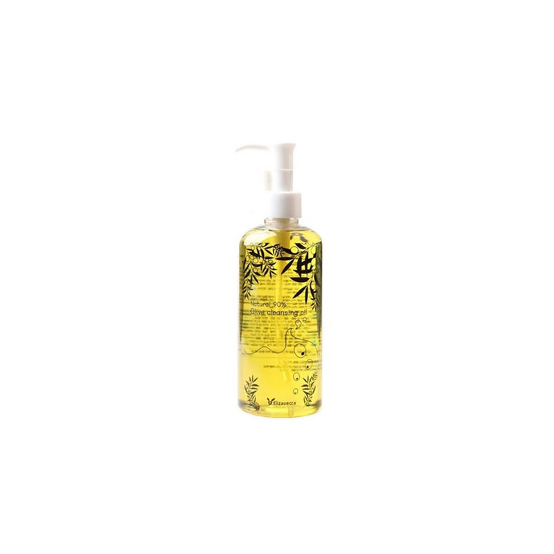 Гидрофильное масло Elizavecca Natural 90% Olive Cleansing Oil