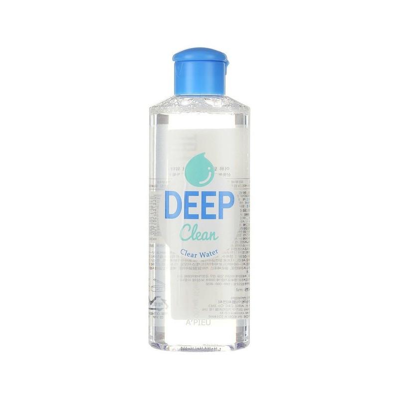 Мицеллярная вода A'PIEU Deep Clean Clear Water