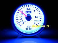 Тюнинговый автомобильный прибор Ket Gauge LED 7707 давление турбины, фото 1