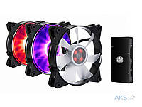 Система охлаждения Cooler Master Pro 120 Air Flow RGB with Controller (MFY-F2DC-113PC-R1)