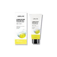 Пилинг скатка Lebelage Lemon Detox Peeling Gel (LEBELAGE072)