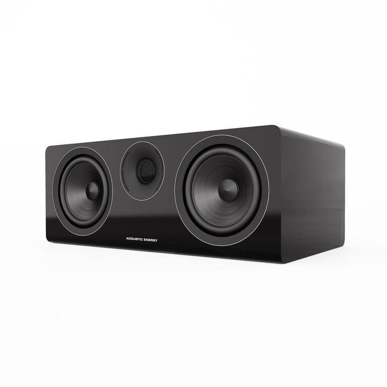 Acoustic Energy AE 307 Piano Gloss Black акустическая системацентрального канала, фото 1