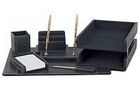 Настольный набор BK-7W 1A, чёрный