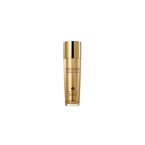 Тонер для лица с 24к золотом и экстрактом улитки seaNtree Snail Gold 24K Essential Toner 130 мл (8809476693622)