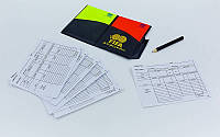 Карточки судейские FIFA C-4586