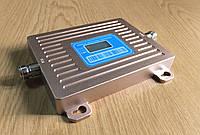 Двухдиапазонный репитер усилитель OSP-1670-CD 3G CDMA 800 MHz + DCS 1800/4G LTE 1800 MHz, 200-400 кв. м.