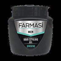 Гель для волос Farmasi Man