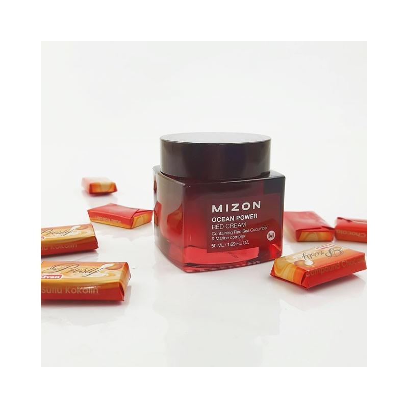 Крем Mizon Ocean Power Red Cream