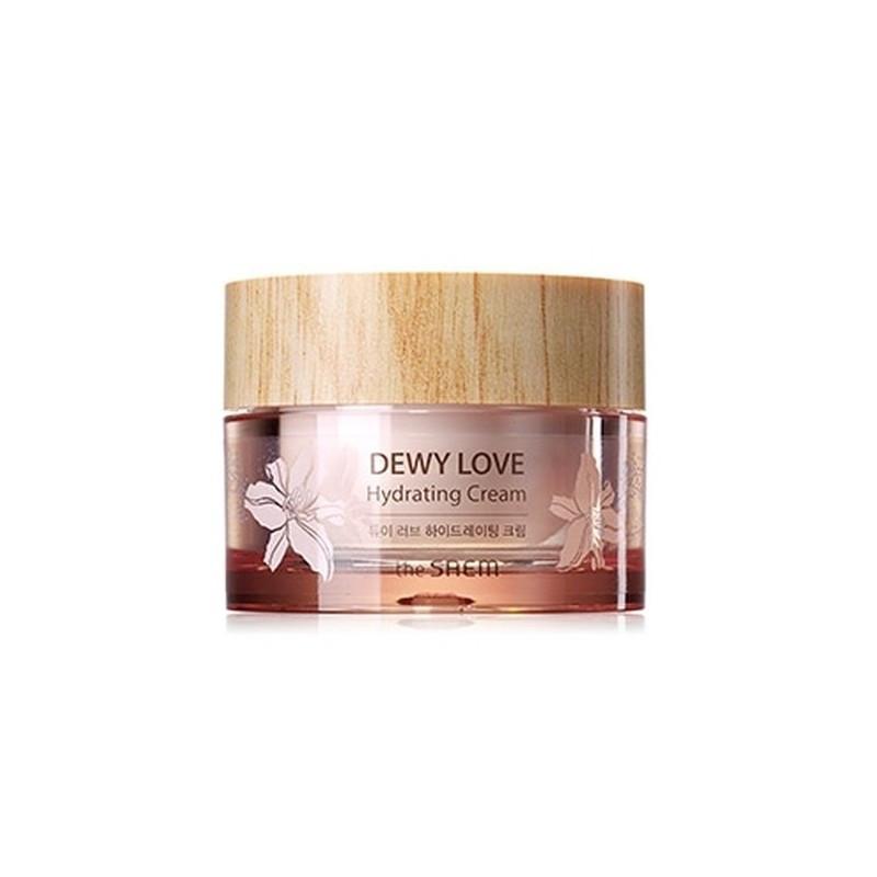 Крем The Saem Dewy Love Hydrating Cream