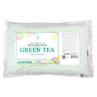 Альгинатная маска Anskin Green Tea Modeling Mask