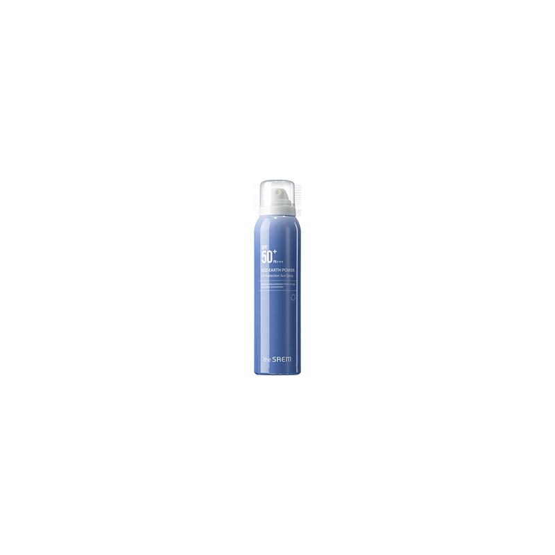 Солнцезащитый спрей The Saem Eco Earth Power UV Protection Sun Spray SPF50+ PA++