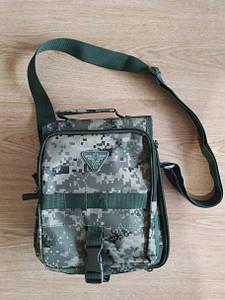 Тактична сумка EDC ММ14 - український піксель (Тактическая сумка EDC пиксель)