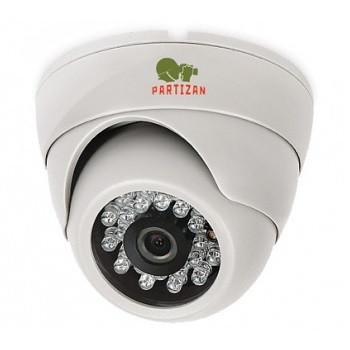 Видеокамера AHD Partizan CDM-333H-IR SuperHD v.4.0
