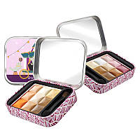 Тени seaNtree 3x3 eyeshadow (metal box)
