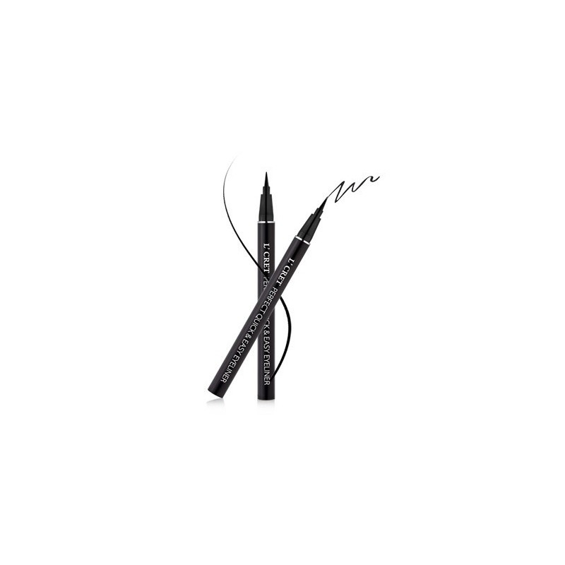 Подводка-карандаш Lioele L'cret Perfect Quick & Easy Eyeliner