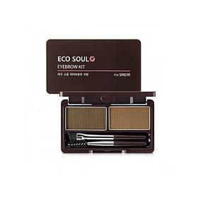 Тени для бровей The Saem Eco Soul Eyebrow Kit 5 г (EM142014374)