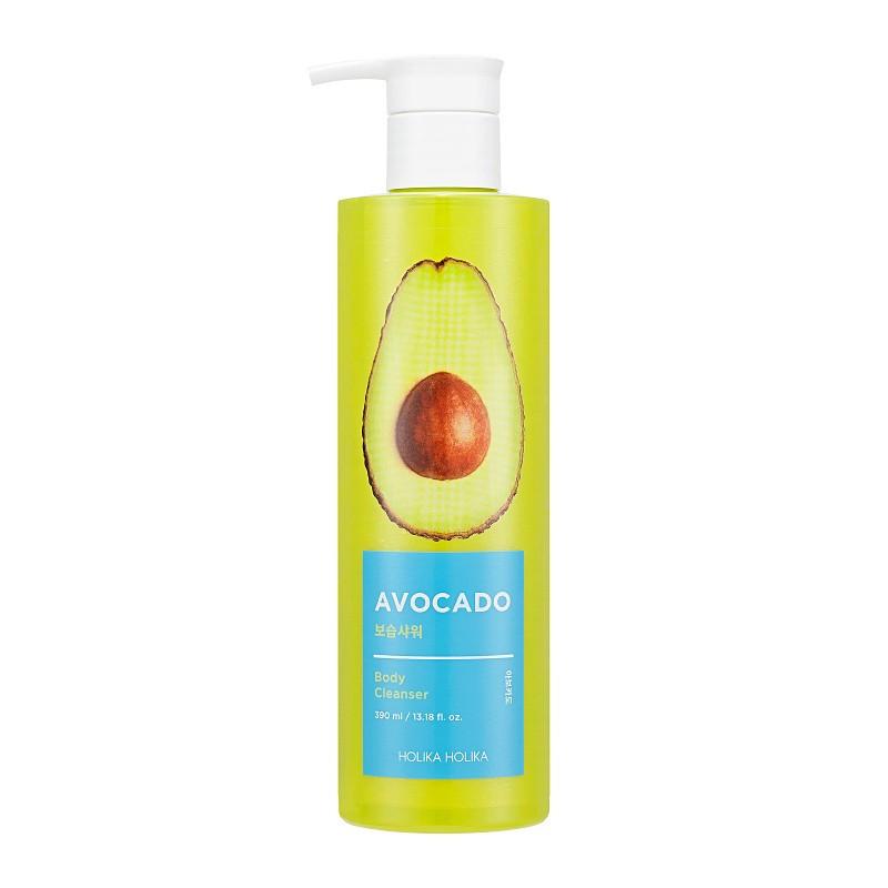 Гель для душу з екстрактом авокадо Holika Holika Avocado Body Cleanser 390 мл (8806334371722)